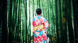 着物を着て観光気分をもっと盛り上げよう!実店舗で着物レンタルをするときに知っておきたい選び方のポイント