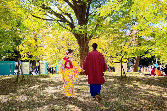 江戸の粋を感じる浅草デート。着物でぶらり散策するカップルのためのプラン