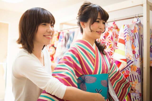 おめかしして京都観光